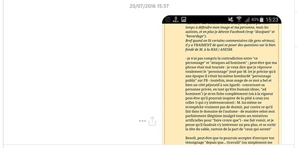 Discussion avec Jean Vinçot association Asperansa partie 1.